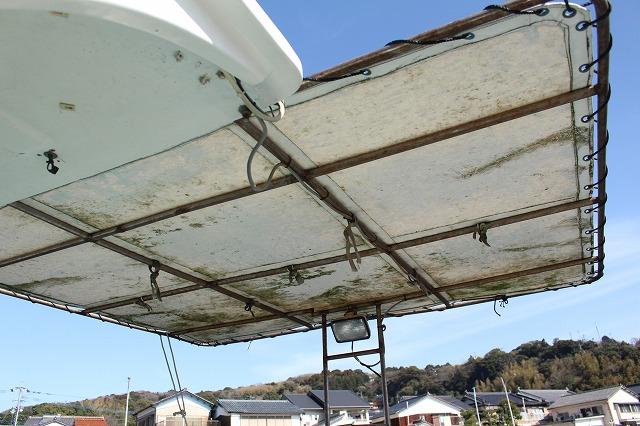 2:遊漁船 海龍 エサ釣り ジギング 釣具店 長久 星賀港 船釣り 船体 ギャラリー 正面